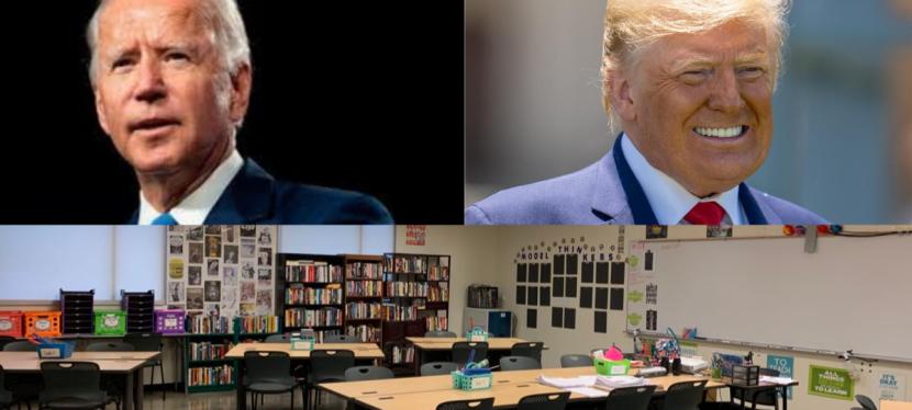 Biden vs. Trump – EducationVotes